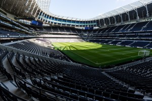 LONDON, ENGLAND - MARCH 24: during the U18 Premier League match between Tottenham Hotspur and Southampton at Tottenham Hotspur Stadium on March 24, 2019 in London, England. (Photo by Tottenham Hotspur FC/Tottenham Hotspur FC via Getty Images)