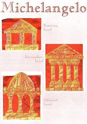 Image result for michelangelo art for kids hands