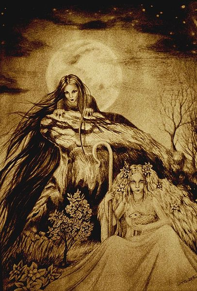 Image result for Goddess Vesna