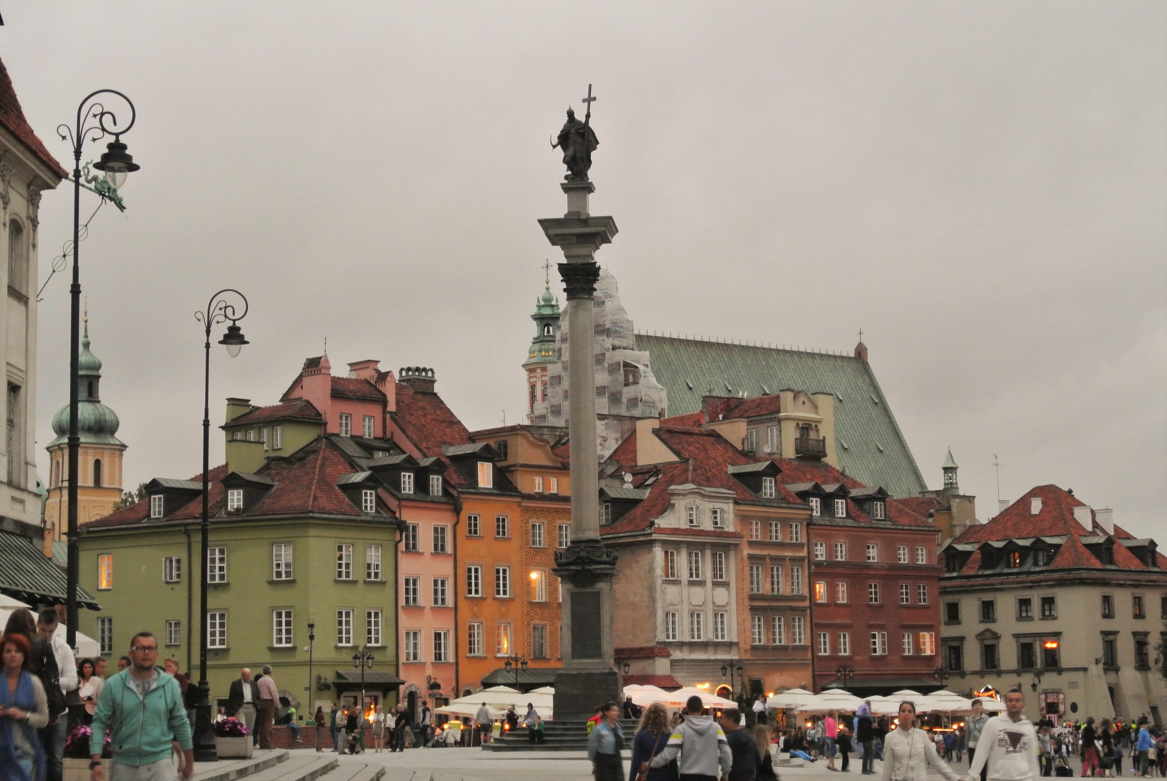 【波蘭女孩帶你玩波蘭-你不知道的華沙猶太歷史與景點☆】 | 波蘭女孩X臺灣男孩 在家環遊世界