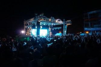 Dokdo Concert Ulleungdo Nightlife