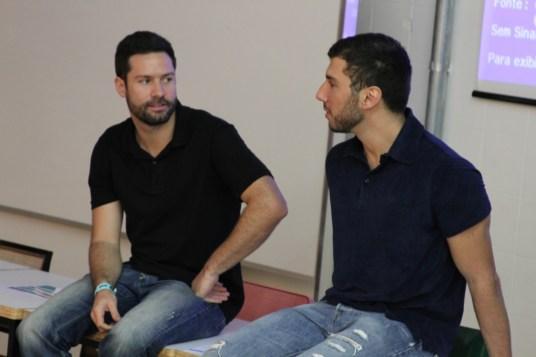 Fabio Seixas e Rafael Vettori inauguram o festival