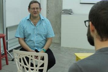 Júlio Wainer falou sobre o mercado do cinema e da comunicação