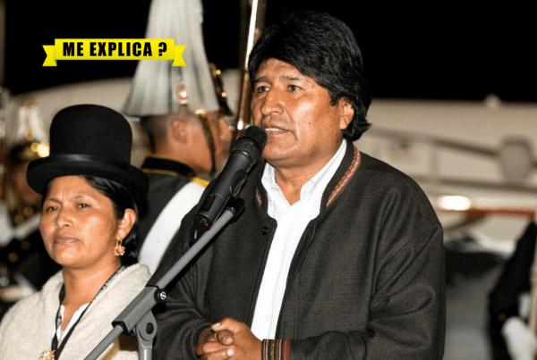 bolivia eleicoes evo morales protestos