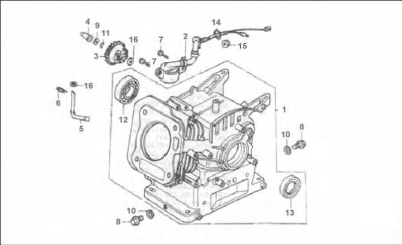 Radial Engine Crankshaft Diagram Radial Aircraft Engines