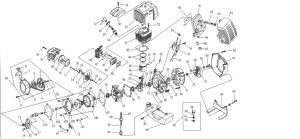49cc Parts