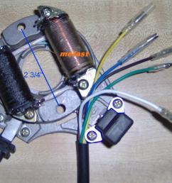 t2 magneto taotao t2 110cc stator 5 wire 5 wire stator wiring diagram 110cc stator wiring 4 [ 1510 x 1199 Pixel ]
