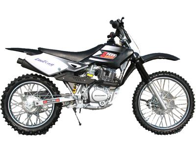 Terrian 200cc Dirt Bike