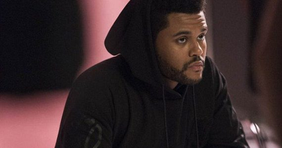 The weeknd-hm-collab