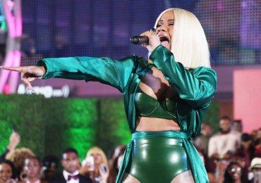 Cardi B Performing at VMAs