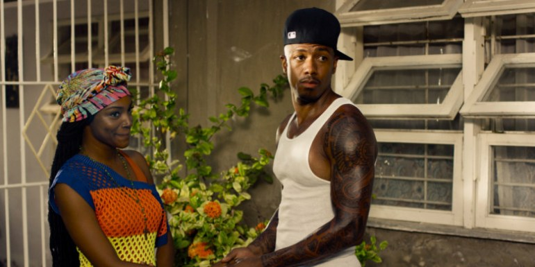 """Nick Cannon Shines in Reggae Movie: """"King of the Dance Hall"""""""