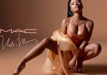 Nicki Minaj New MAC Lipstick