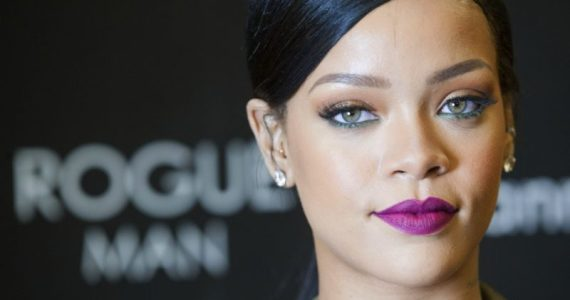 """Rihanna Launches """"The Dollar Campaign"""" As a Fundraiser For Education"""