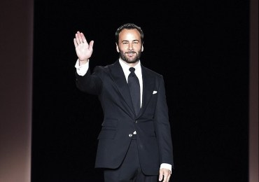 Tom Ford ready to wear fashion runway spring 2018