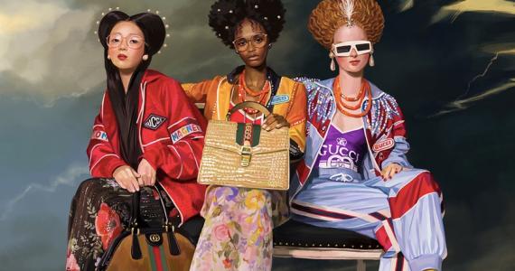 Gucci Campaign