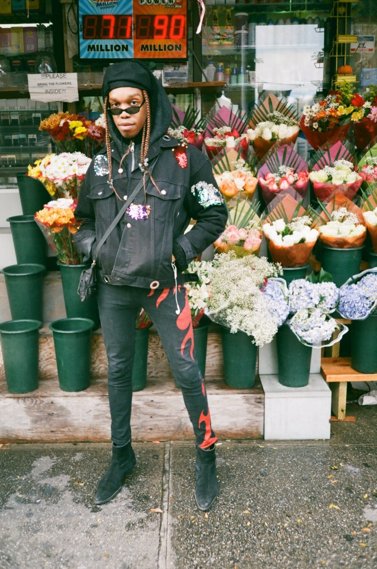 MEFeater Street Style Chronicles: Ziggy Mack Johnson on How to Express Yourself with Clothes