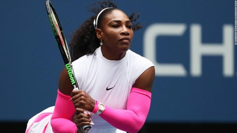 Serena Williams returns to tennis