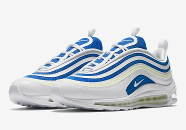 """quality design bba7b 4bf1b Nike Air Max 97 Ultra Arrives in a Refreshing """"Sprite"""""""