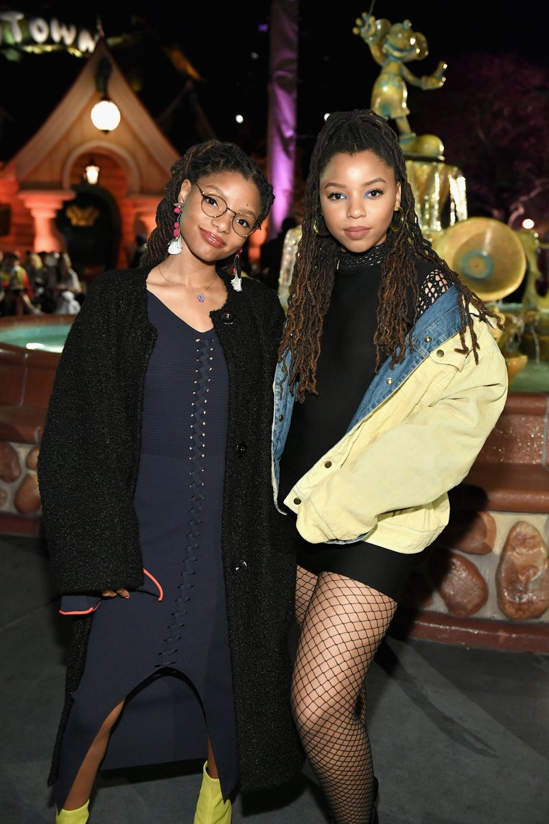 Chloe x Halle by Neilson Barnard/Getty Images