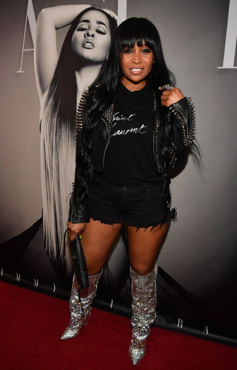"Marlo Hampton attends Tammy Rivera ""Fate"" Album Release Party in Atlanta, Georgia. Photo by Paras Griffin/Getty Images"