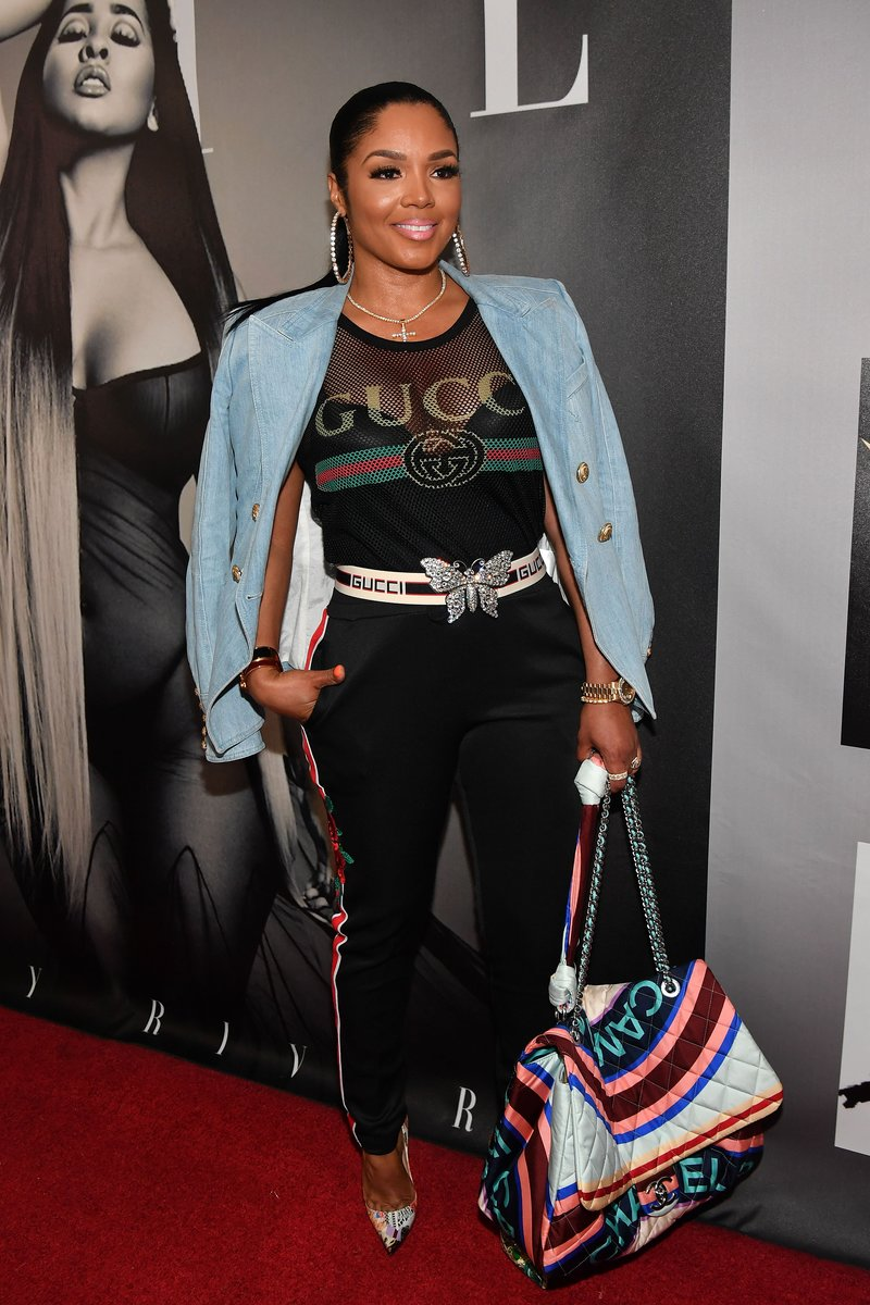 """Rasheeda attended Tammy Rivera """"Fate"""" Album Release Party in Atlanta, Georgia. Photo by Paras Griffin/Getty Images"""