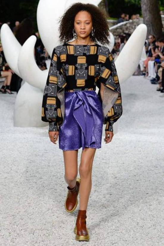 Louis Vuitton Spring/Summer '19 Resort Collection by Indigital