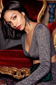 Corinne Foxx, Collabs with Nasty Gal on Collection
