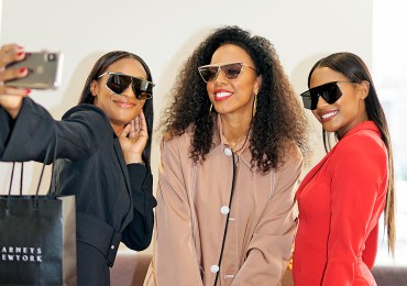 Kelly Rowland Debuts a New Eyewear Collab with Smoke X Mirrors
