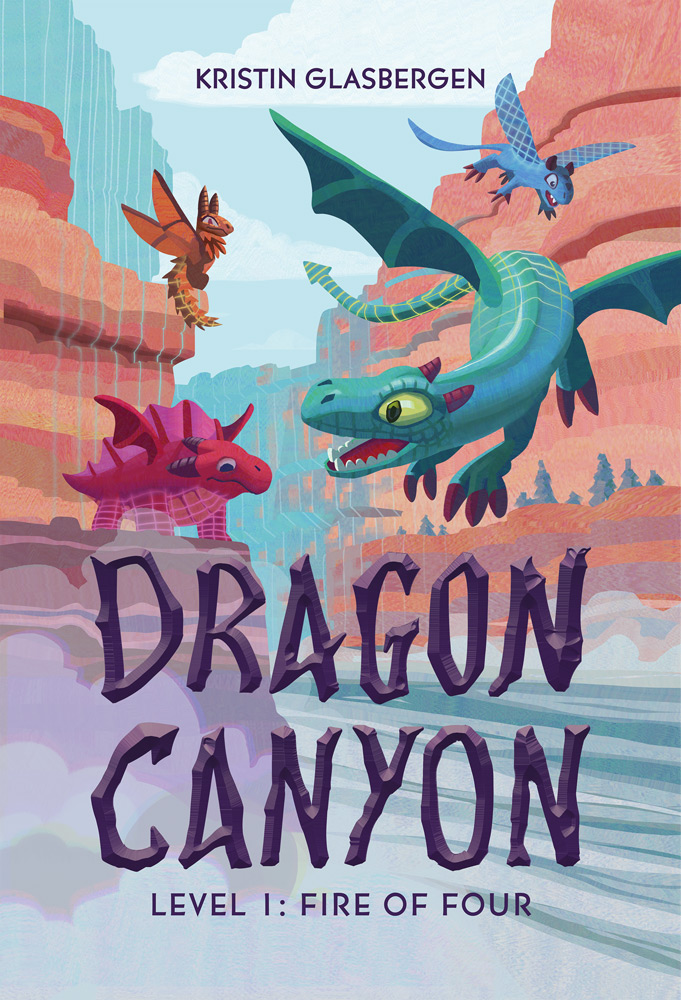 couverture de livre Dragon canyon