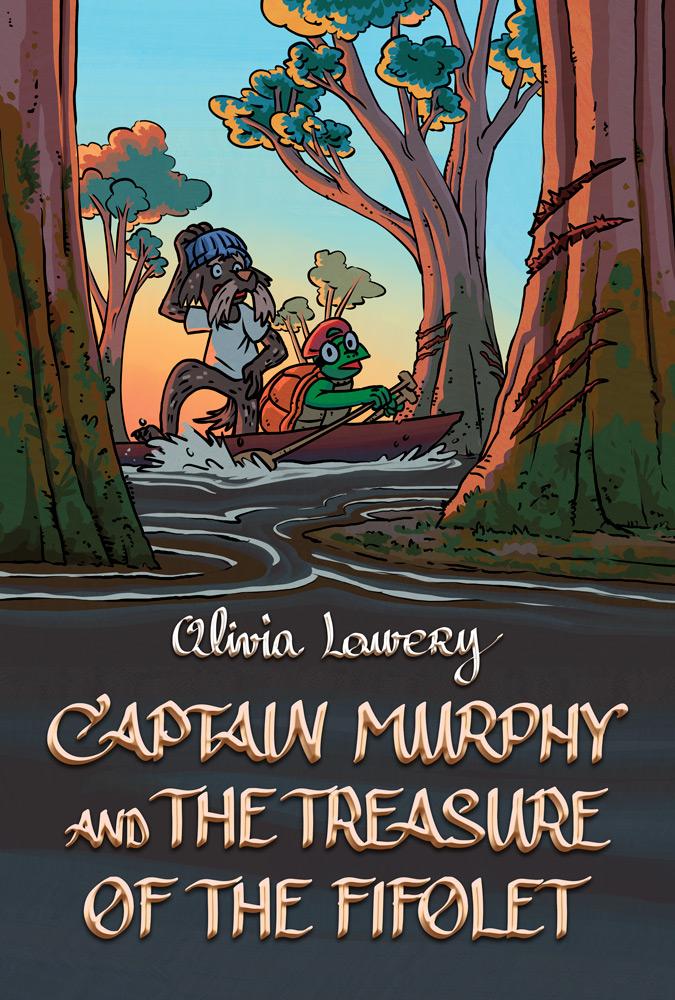 couverture livre captain murphy