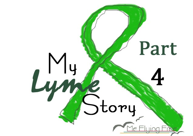 One Little Bite – My Lyme Story (Part 4)