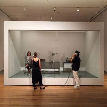 """Transmissions. Art in Eastern Europe and Latin America, 1960–1980″ MoMA, New York 5 September 2015 – 3 January 2016. Retrieved from: http://www.liarumma.it/news/david-lamelas/"