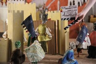 Wael Shawky, Film Production still, Cabaret Crusades, The secrets of Karbala, K20 Kunstsammlung Nordrhein-Westfalen, Düsseldorf 2014
