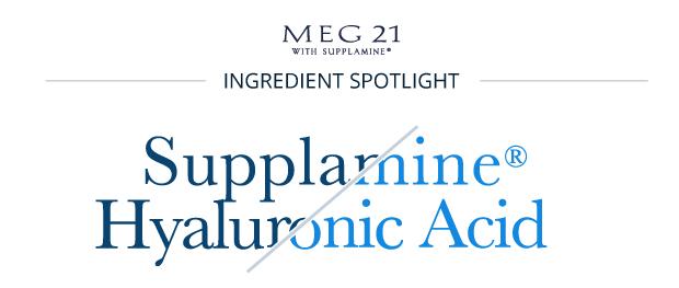 Ingredient Spotlight: Hyaluronic Acid