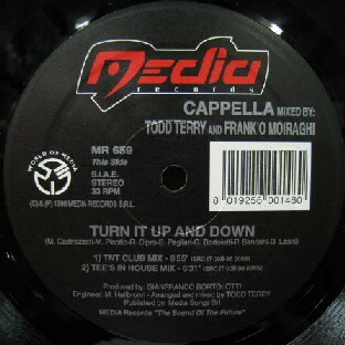 Cappella  Turn It Up And Down (mr 659) Y15  Nagoya Mega