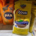 Escasez de harina PAN llega a Estados Unidos (+Fotos)