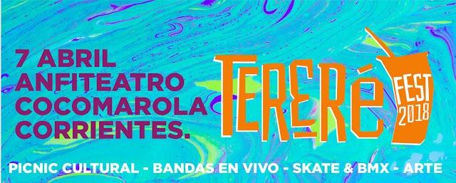 Tereré Fest, un festival imperdible!!