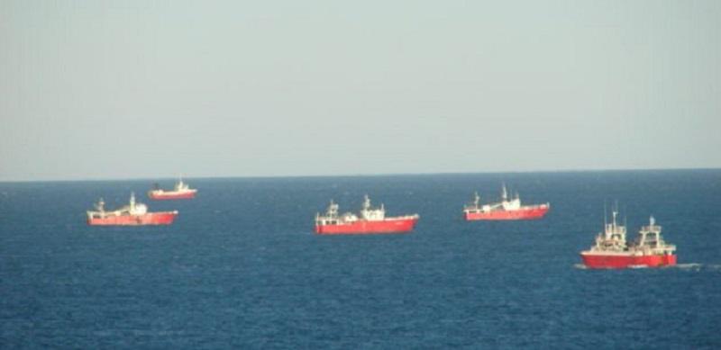 Conflicto de los trabajadores marítimos