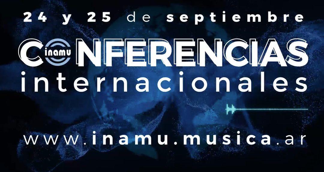 Conferencias internacionales a cargo de INAMU
