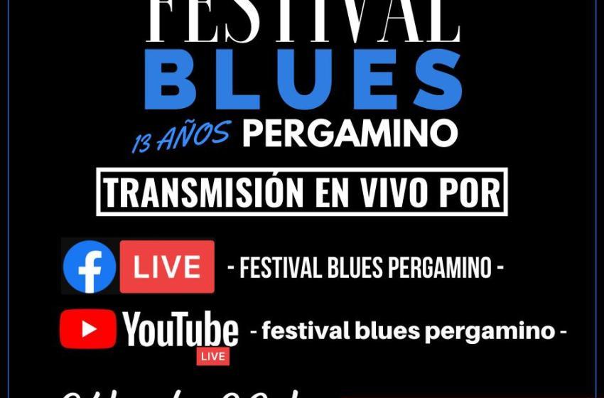 Con participación correntina arranca el festival de blues más longevo del país