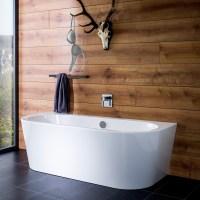 Steinkamp Living freistehende Vorwand-Badewanne 180 x 80 ...