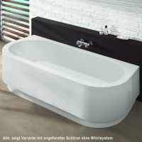 Hoesch Happy D. Halbrund-Whirlpool D 5 System 61805 ...