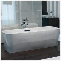 Bette Art freistehende Badewanne mit Ab- Ein ...