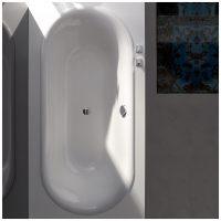 Bette Lux Oval-Wanne 180 x 80 cm 3466-000 - MEGABAD