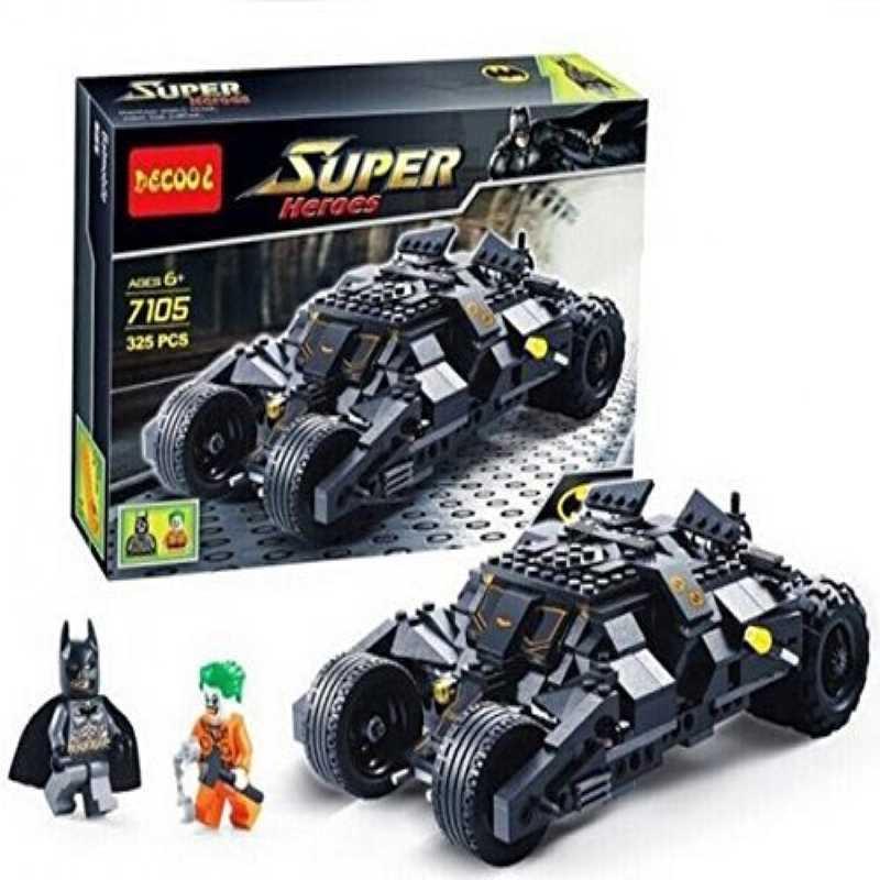 Lego Carro de Batman