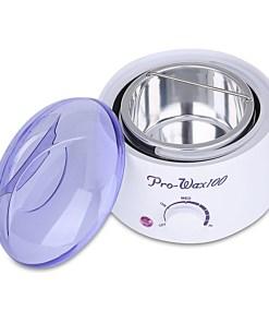 Calentador de Cera Pro-Wax100 Blanco con Olla de Aluminio