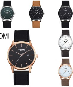 Relojes Simples con Correa Tomi Varios Colores