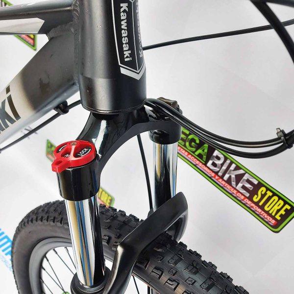 Bicicleta-guayaquil-mtb-montañera-talla-mega-bike-store-bike-shimano-aluminio-aro-29-kawasaki-lite-negro-gris