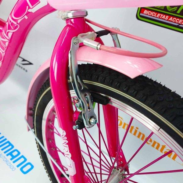 Bicicleta-guayaquil-mtb-montañera-talla-mega-bike-store-bike-shimano-sunrace-aro-20-rosado
