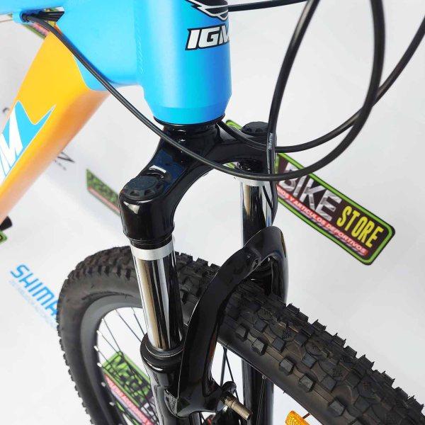 Bicicleta-guayaquil-mtb-montañera-talla-mega-bike-store-bike-shimano-igm-cross-country-aro-29-aluminio-naranja-azul.Bicicleta-guayaquil-mtb-montañera-talla-mega-bike-store-bike-shimano-igm-cross-country-aro-29-aluminio-naranja-azul.